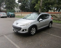 PEUGEOT 207 SW 1.6 HDI OUTDOOR